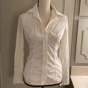 Marciano white shirt